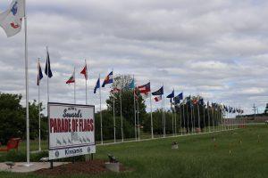 Seward Flag park
